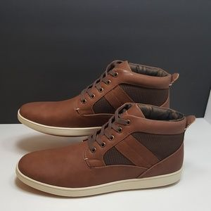 f93690e787f Steve Madden Shoes - Steve Madden Frazier 5 Eye Flat Chukka Boots